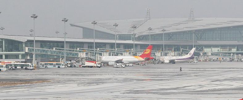 【楼宇自控】天津滨海国际机场